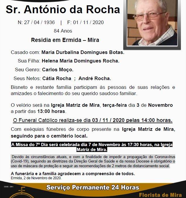 Sr. António da Rocha